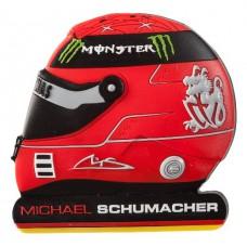 *Магнит шлем гонщика, Michael Schumacher