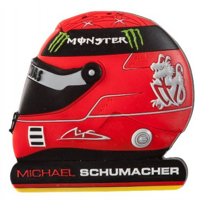 Магнит шлем гонщика, Michael Schumacher