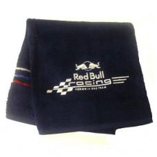 Махровое полотенце для рук (50х100 см) Red Bull Racing, синее