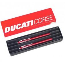 Набор Ducati Corse: ручка и карандаш