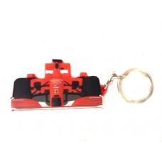Оригинальная флешка в форме болида Формулы 1 Ferrari 8Gb