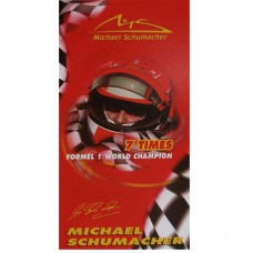Полотенце Michael Schumacher