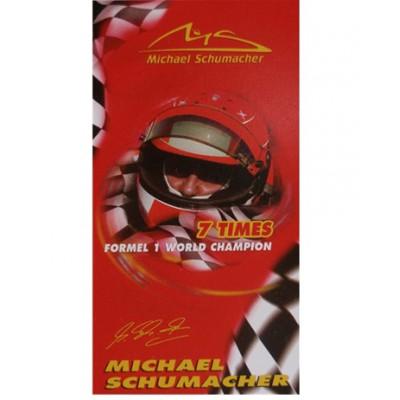 *Полотенце Michael Schumacher