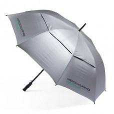 *Серебристый зонт-трость  Mercedes AMG Petronas F1 Team