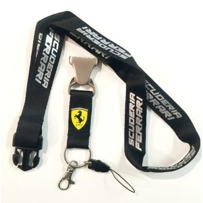 Шнурок для мобильного телефона Ferrari