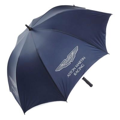 *Синий зонт-трость Aston Martin