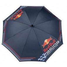 *Синий зонт-трость Red Bull Racing Team