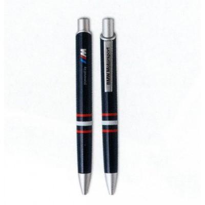 Синяя шариковая  ручка  BMW Motorsport Pen