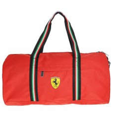 Спортивная сумка Sport Bag Ferrari красная