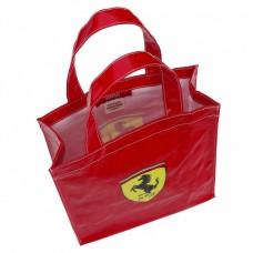 *Сумка для покупок Scuderia Ferrari красная