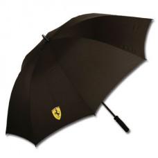 *Зонт-трость Golf Ferrari, чёрный