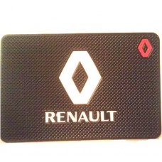 Коврик для телефона в машину Renault