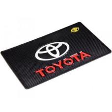Коврик противоскользящий в автомобиль Toyota