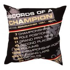 Подушка для автомобиля Michael Schumacher