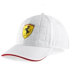 *Брендовая женская бейсболка Ferrari