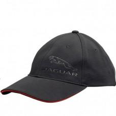 *Черная мужская бейсболка Jaguar