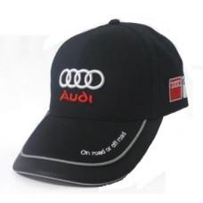 *Мужская бейсболка с логотипом Audi