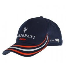 *Синяя бейсболка Maserati Trofeo Cap