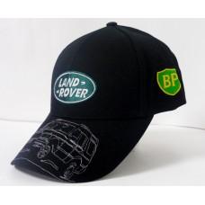 *Оригинальная бейсболка Land Rover