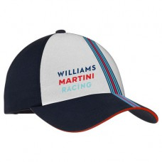 "Оригинальная бейсболка Williams ""Martini Racing"""