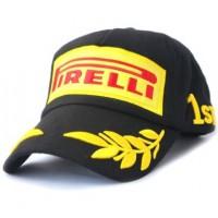 *Чёрная бейсболка Победителя Формулы 1 Pirelli