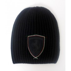 *Чёрная шапка Puma Ferrari