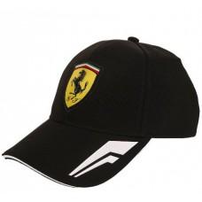 *Эксклюзивная мужская кепка Ferrari
