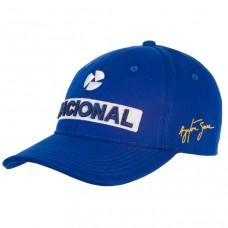 *Фирменная бейсболка Ayrton Senna, Nacional