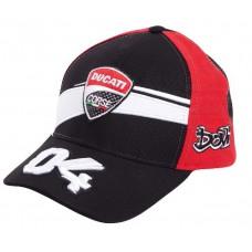 *Фирменная бейсболка Ducati Corse