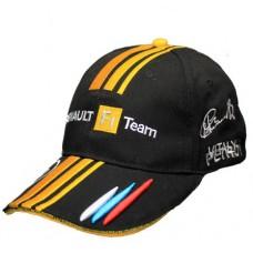 *Кепка с подписью Виталия Петрова Renault F1 Team