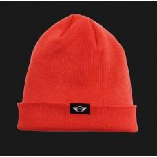 """Модная шапка """"Бини"""" от MINI Cooper"""