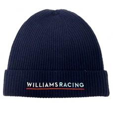 Вязанная спортивная мужская шапка Williams Martini Racing