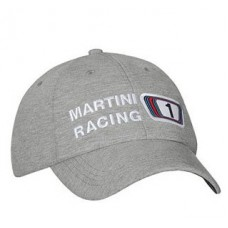"""*Серая мужская кепка Porsche """"Martini Racing"""""""