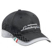 *Стильная бейсболка Lamborghini
