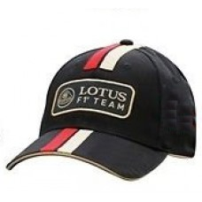 *Взрослая бейсболка Lotus Renault F1 Team