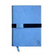 Голубой блокнот BMW Classic Notebook