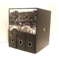 Оригинальные папки на кольцах, Ferrari Ofice Retro-Collection