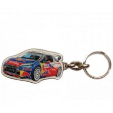 """*Брелок для ключей Citroen """"Гоночный автомобиль"""""""