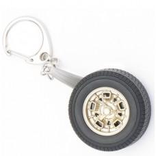 Брелок для ключей в виде колеса Lamborghini