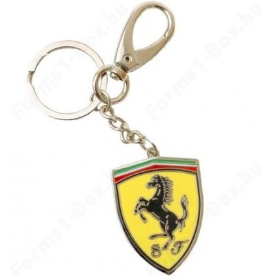 *Брелок для ключей Ferrari Metal Shield