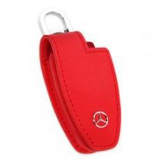 Брелок-футляр для ключей Mercedes-Benz, красный