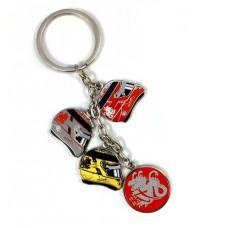"""Брелок на ключи от машины """"Шлемы"""" Michael Schumacher"""