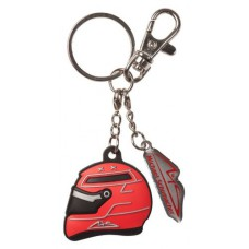 Брелок Шлем Michael Schumacher на карабине