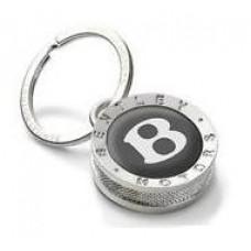 Фирменный брелок для ключей Bentley, чёрный