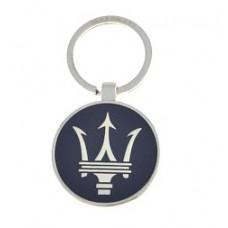 *Фирменный брелок с эмблемой Maserati, синий