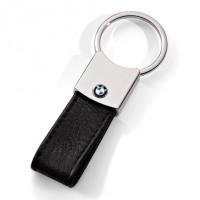 Кожаный брелок для ключей BMW