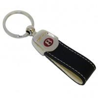 *Кожаный брелок для автомобильных ключей Bentley