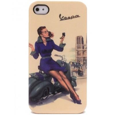 Чехол на iPhone 5 Vespa
