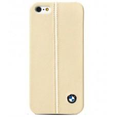 Женский чехол BMW (бампер) для Iphone 5/5S, бежевый