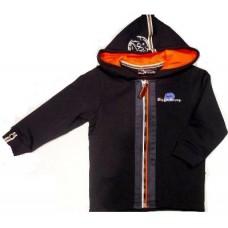 Детская кофта с капюшоном Ford Heritage, синяя